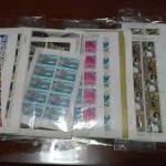 格安切手を購入しました