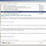 eBayからの情報を素早くキャッチする方法