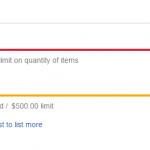 eBayの月間販売上限(Monthly selling limit)について